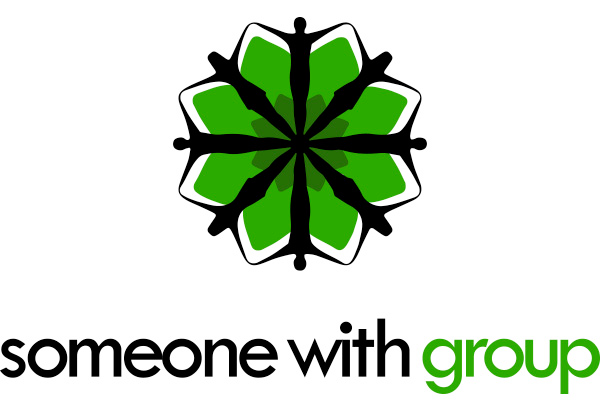 Someone With Group Logo
